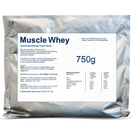 Muscle Whey