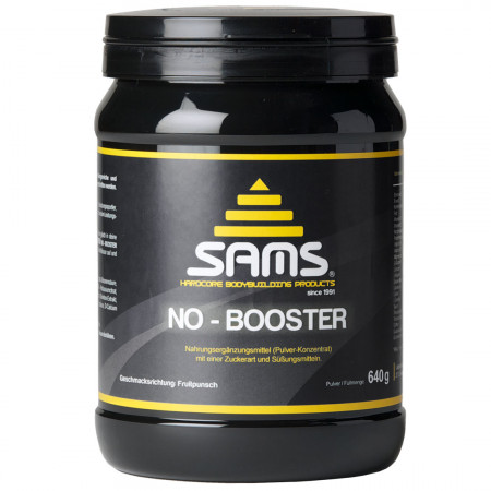 Sams NO Booster